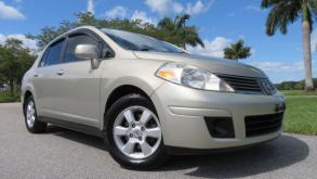 2007 Nissan Versa Boca Raton FL 3178 - Photo #1