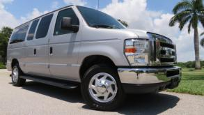 2012 Ford Econoline Wagon Boca Raton FL 2577 - Photo #1